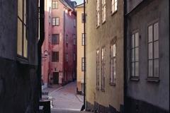 10 - Rød, Gamla Stan, Stockholm
