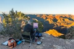 2019-09-Grand-Canyon_maleri